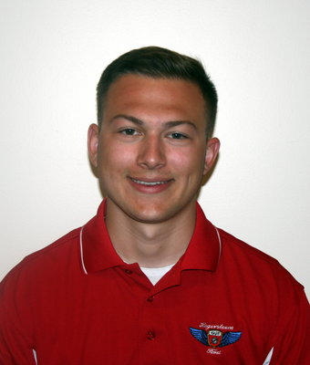 Sales Consultant Ryan Benson in Sales at Hagerstown Ford