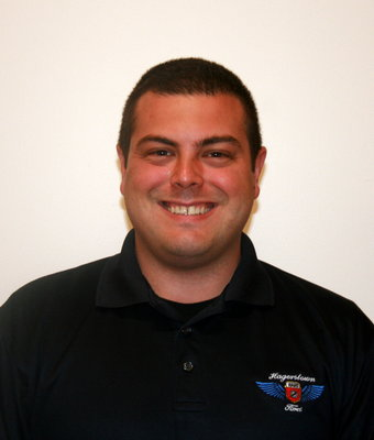 Sales Manager Chapin Painter in Sales at Hagerstown Ford