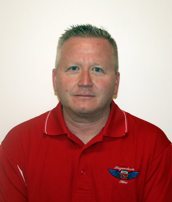 Finance Manager Craig Blythe in Sales at Hagerstown Ford
