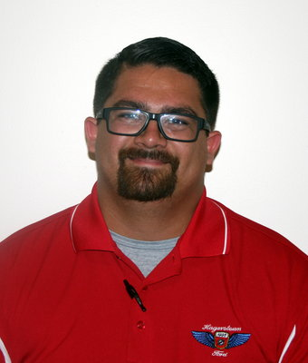 Sales Consultant Curtiss Johnson in Sales at Hagerstown Ford