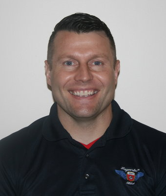 Sales Manager Chris Black in Sales at Hagerstown Ford