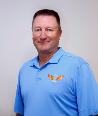 Dealer Principal Rick Kelly in Executive at Hagerstown Ford