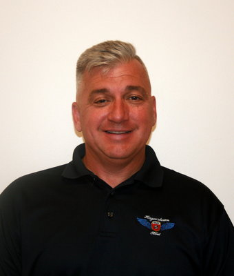 Sales Manager Charlie Benson in Sales at Hagerstown Ford