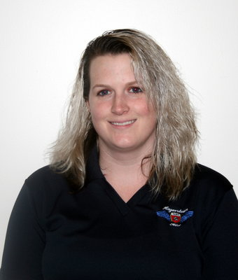 Finance Manager Cheyenne Love in Sales at Hagerstown Ford