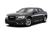 get the all new Chrysler 300 4-door sedan