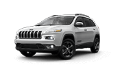 Your white 4 door jeep cherokee for sale at Gene's Chrysler Dodge Jeep RAM