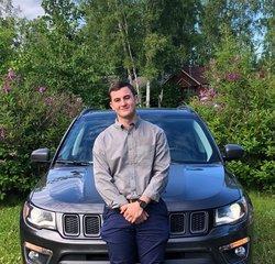 Sales Representative Gabe Patzke in Sales at Gene's Chrysler Dodge Jeep RAM