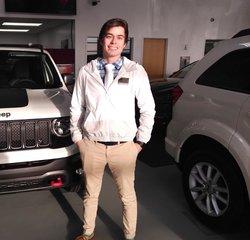 Sales Representative Jerry Estrada in Sales at Gene's Chrysler Dodge Jeep RAM