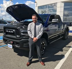 Sales Representative George Griffin in Sales at Gene's Chrysler Dodge Jeep RAM