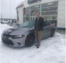 Sales Representative Adam Albaugh in Sales at Gene's Chrysler Dodge Jeep RAM