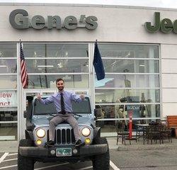 Sales Representative Dale Renkert in Sales at Gene's Chrysler Dodge Jeep RAM