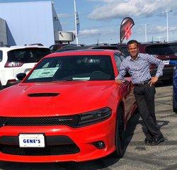 Sales Representative Doulat Miah in Sales at Gene's Chrysler Dodge Jeep RAM