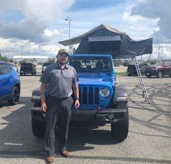 Sales Representative Bobby Pelkey in Sales at Gene's Chrysler Dodge Jeep RAM