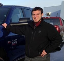Sales Representative & Commercial Sales Stephen Fidler in Sales at Gene's Chrysler Dodge Jeep RAM