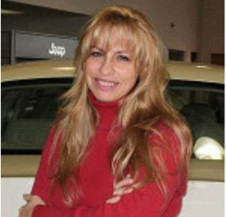 Business Manager Theresa Bratten in Sales at Gene's Chrysler Dodge Jeep RAM