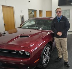 Sales Representative Corey Green in Sales at Gene's Chrysler Dodge Jeep RAM