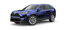 xle premium trim level on the all new 2019 toyota rav4
