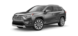 limited trim on the new 2019 toyota rav4 in dover