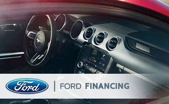 Ford financing options from Bill Dube Ford