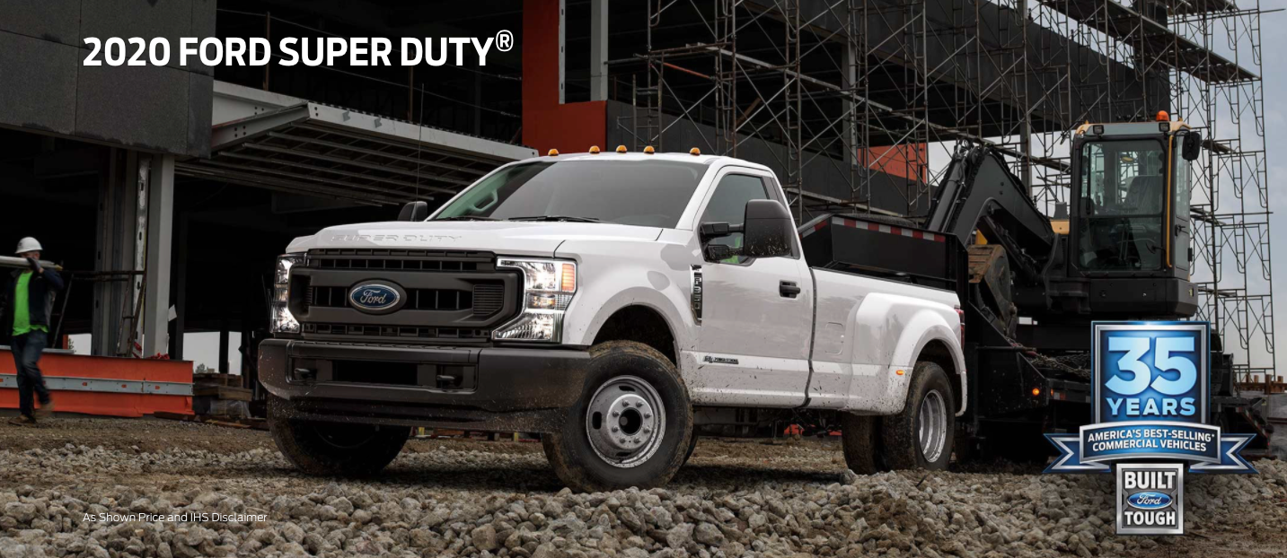 commercial super duty