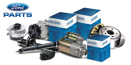 Some of the OEM Ford parts we have for sale at Bill Dube Ford