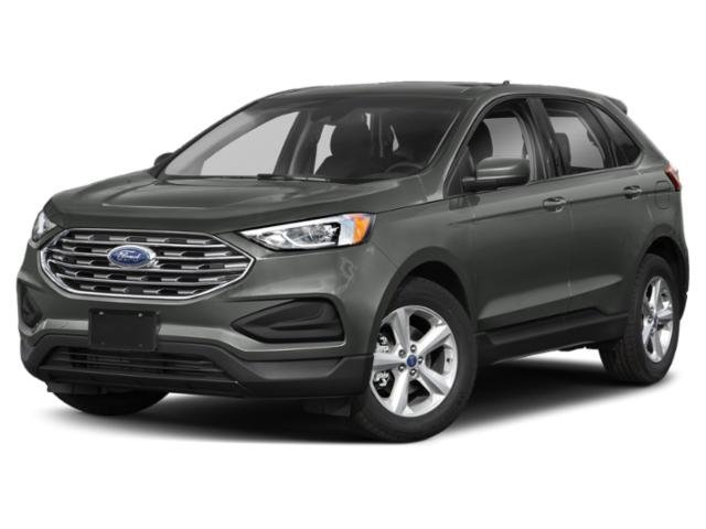 Lease this 2019, Blue, Ford, Edge, SEL