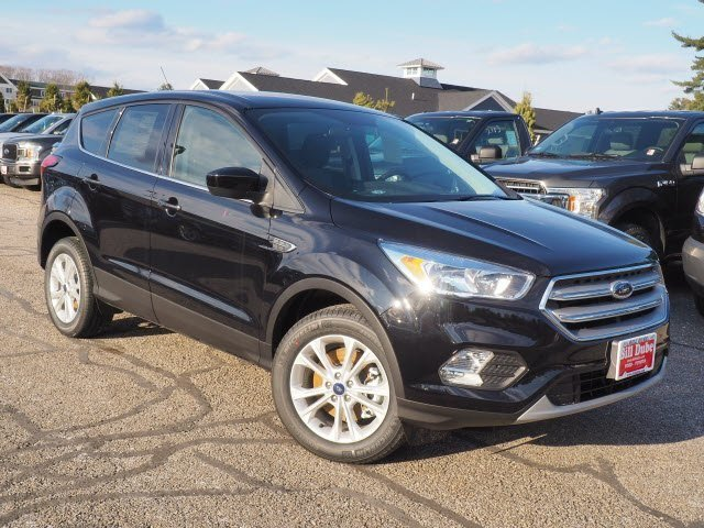 Lease this 2019, Black, Ford, Escape, SE