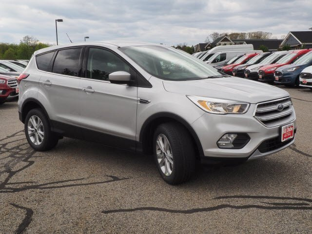 Lease this 2019, Silver, Ford, Escape, SE