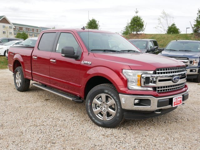 Lease this 2019, Red, Ford, F-150, XLT