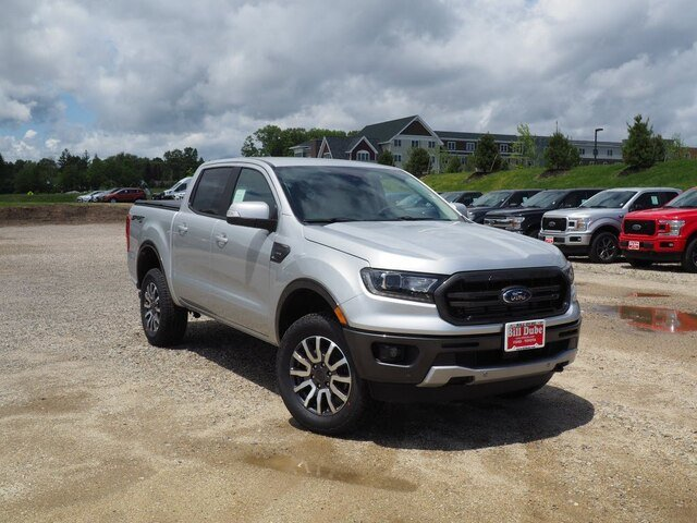 Lease this 2019, Silver, Ford, Ranger, XL