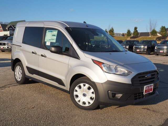 Lease this 2019, Silver, Ford, Transit Connect, XL