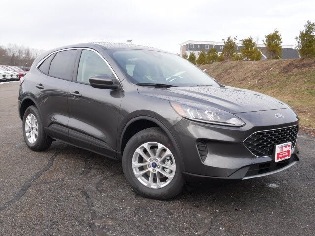 Lease this 2020, Gray, Ford, Escape, SE