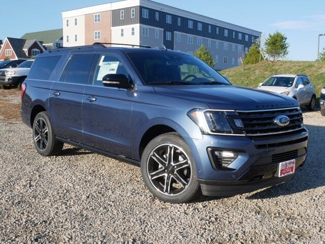 Lease this 2020, Blue, Ford, Expedition Max, Limited