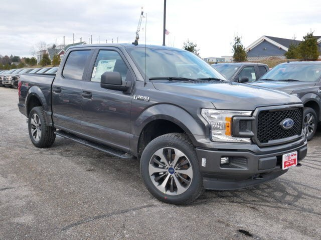 Lease this 2020, Gray, Ford, F-150, XL