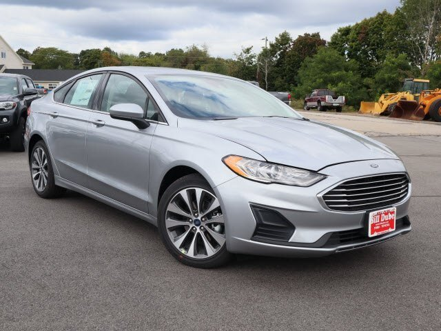 Lease this 2020, Silver, Ford, Fusion, SE