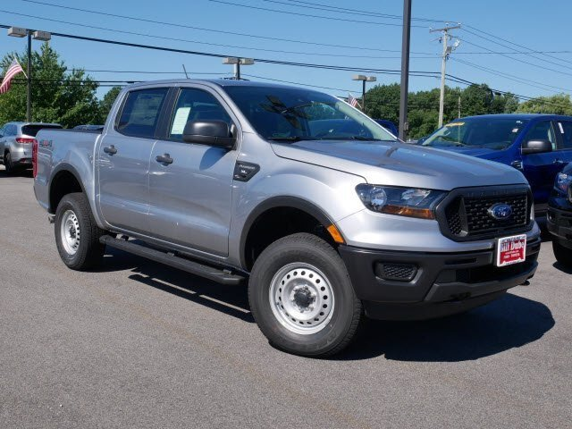 Lease this 2020, Silver, Ford, Ranger, XL