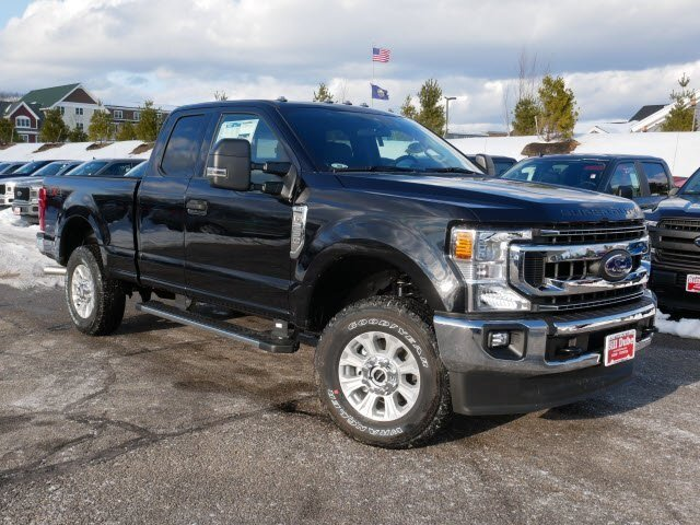 Lease this 2020, Black, Ford, Super Duty F-250, SRW XLT