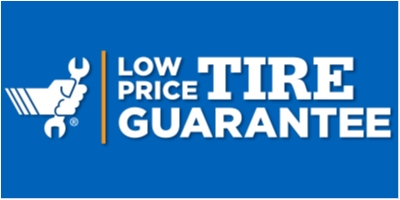 Coupon for Low Price Tire Guarantee