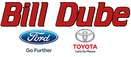 Bill Dube Ford Toyota Logo Main