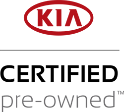 Kia Certified Pre-Owned Program Logo