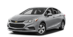New Chevy Cruze available at Cable Dahmer Chevrolet in Independence.