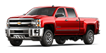 New Chevy Silverado 2500HD available here at Cable Dahmer Chevrolet in Independence.