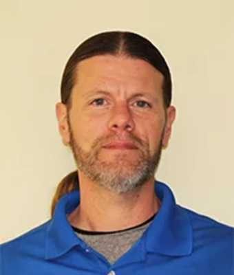 Service Advisor Ash Sands in Service at J.C. Lewis Ford Hinesville