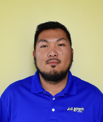 Sales Associate Brian Dumaplin in Sales at J.C. Lewis Ford Hinesville