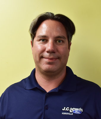 Sales Associate Joe Amaral in Sales at J.C. Lewis Ford Hinesville