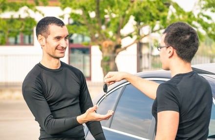 trade in car, used car, upgrade vehicle, upgrade car, used cars boston