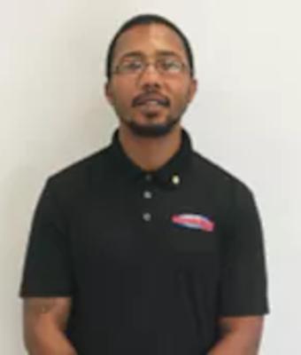Customer Care John Fernandes in Inventory at North End Motors