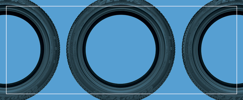 Coupon for Set of Four Tires $50 Off