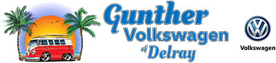 Gunther Volkswagen Logo Main