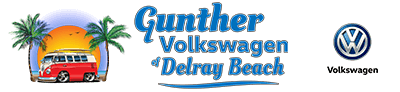Gunther Volkswagen Delray Beach Logo Main